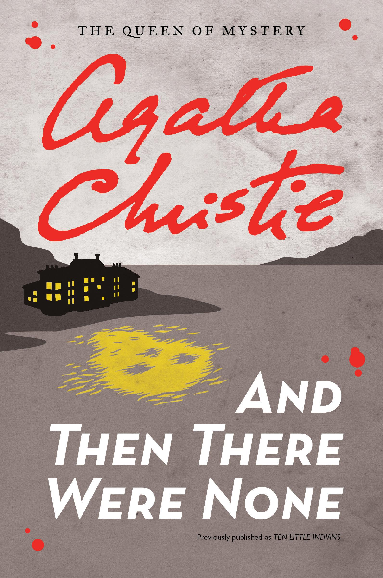 Afbeeldingsresultaat voor and then there were none book cover