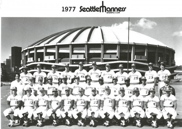 Image result for seattle mariners 1977