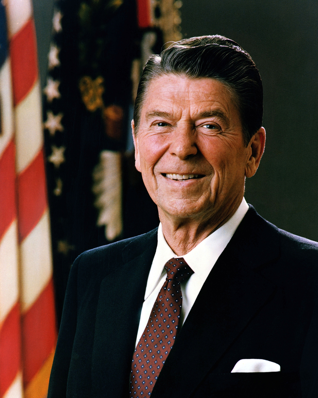 Ronald Reagan - Wikipedia